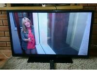 Toshiba 40 inch LED FullHD TV with USB, AMR processor and Freeview