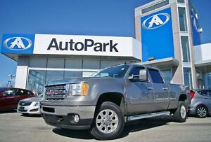 2012 GMC Sierra 2500HD SLE NAVI|DVD|LEATHER|LOW KM