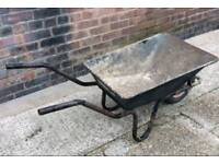 wheelbarrow Reasonable condition any enquiries please ring Barry on 0794 0090091
