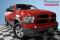 2013 Ram 1500 OUTDOORSMAN BLUETOOTH TOW HITCH TRIM PACKAGE Prince George British Columbia Preview