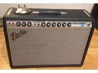Fender '68 Custom Deluxe Reverb + Negative Feedback Modification