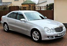 Mercedes E220 CDi Avantgarde Automatic, 64275 Miles, Extensive Service History, Immaculate Car...