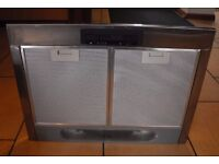 Elica Cooker Hood with chimney extension & accessories