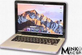 "13"" Apple MacBook Pro 2.7Ghz Core i7 4GB 500GB Logic Pro X FL Studio Reason Cubase Ableton Serato DJ"