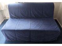 2 Seat Sofa Bed (IKEA Lycksele)