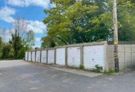 Lock Up Garage for Rent - Cranbrook TN17