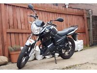 Lexmoto Aspire 125cc, 2 months old, IMMACULATE condition, MOT until 2019, First owner