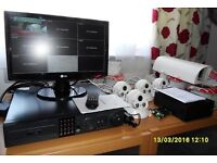 Full Professional CCTV System as pictured perfect for your Home/Business use (Bath)