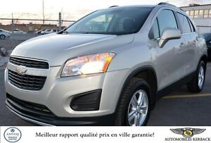 2014 Chevrolet Trax LT AWD BLUETOOTH/AC/MAGS $54/SEMAINE