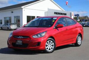 2013 Hyundai Accent GL! AUTO! HEATED SEATS! ONLY 23K!