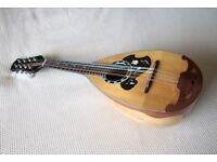 KISO SUZUKI VINTAGE BOWL BACK MANDOLIN, Model No. R6