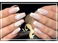Gel nails extensions & infills. Central London