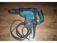 Makita hammer drill HR4011C