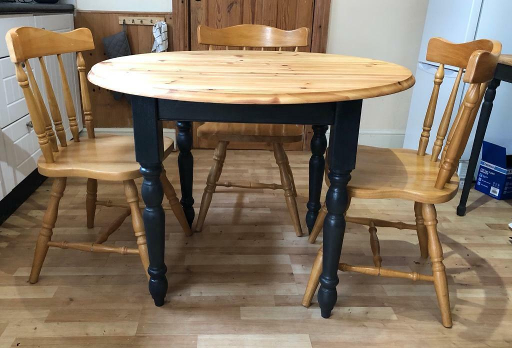 Dining Table And 4 Chairs Plymouth Devon 7500 Images Map Iebayimg 00 S Njk2WDEwMjQ