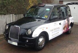 LTI London Taxi TX4