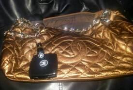 High class handbags