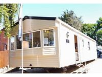 NEW 2016 2 BEDROOM STATIC CARAVAN FOR SALE, SLEEPS 6