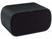 Logitech mini boom wireless bluetooth speaker.