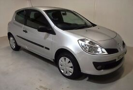 2009 RENAULT CLIO 1.2 EXTREME 53000 MILES 12 MONTHS MOT WARRANTY DEBIT & CREDIT CARDS WELCOME
