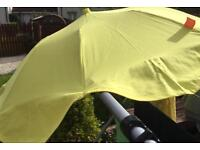 UV Protection Mothercare Compact Parasol
