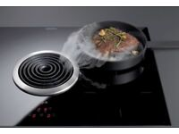 Bora BFIU Induction Hob & Combined Downdraft Extractor, top of the range appliance