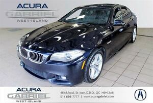2014 BMW 5 Series 528i xDrive DOUBLE TURBO+CUIR+TOIT+NAVI+CAM&Ea