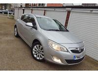 ** 2010 60 Vauxhall Astra 1.3 CDTi SE EcoFlex **