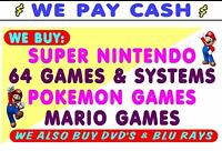JUST FOR FUN VIDEO GAMES ---- BUY -- SELL -- TRADE --