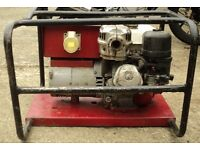 Honda GX240 engine 8hp Generator