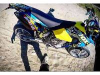 SOLD SOLD 2009 Husaberg fe550e SUPERMOTO SOLD SOLD