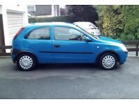 Vauxhall Corsa 1.0 12v