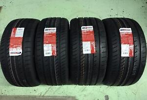 18 Staggered Summer Tires (235/40ZR18 and 265/35ZR18) Calgary Alberta Preview