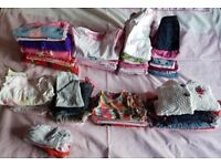 Baby girl clothes (bundle B) 3-6 months