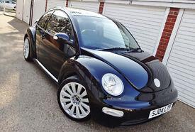 2004 04 Volkswagen Beetle 1.4 Petrol Manual Stunner!!