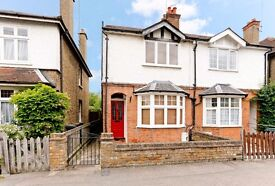 2-bed Victorian house 5 mins from Metropolitan line tube in the heart of Rickmansworth £1395pcm