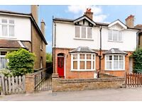 2-bed Victorian house 5 mins from Metropolitan line tube in the heart of Rickmansworth