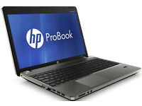 "HP ProBook 4530s Intel i5 CPU 15.6"" Windows 7"
