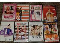 Girly DVD collection
