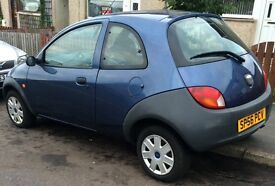 Ford Ka no MOT