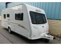 Bargian Touring Caravan hire