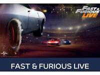 Fast & Furious Live Birmingham