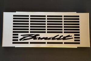 SUZUKI GSF 1250 BANDIT 2007- RADIATOR COVER COOLER GRILL griglia radiatore - <span itemprop=availableAtOrFrom>Koronowo, Polska</span> - Zwroty są przyjmowane - Koronowo, Polska