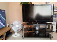 "Samsung 40"" LED TV and Stand for sale"