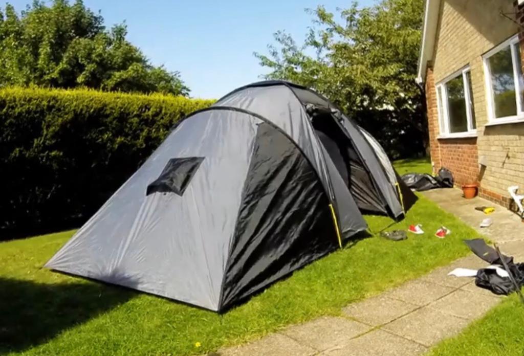 9 Man Tent & 9 Man Tent | in Terrington St Clement Norfolk | Gumtree