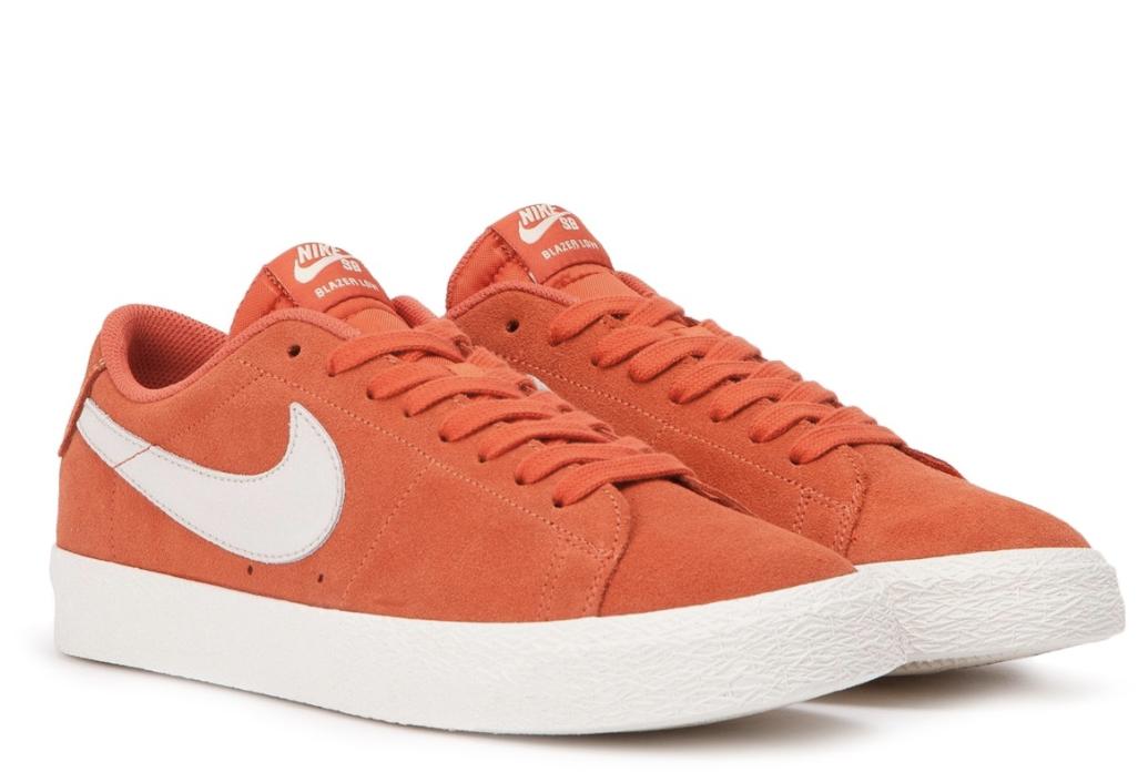 Nike SB Zoom Blazer Low Turnschuhe Sneaker 41 Skater Schuhe Herren Damen Neu