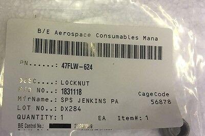 Lock Nut 47Flw 624 Be Aerospace  Pack Of 4