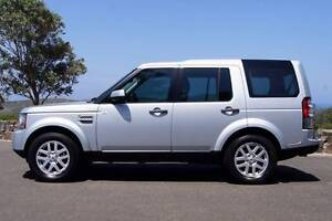 2011 Land Rover Discovery 4 TDV6 in Great Condition! Albion Park Rail Shellharbour Area Preview