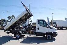 2015 IVECO DAILY 50C17 Tipper Laverton North Wyndham Area Preview