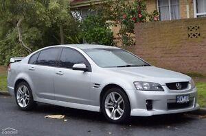 2007 Holden Commodore Sedan Richmond Yarra Area Preview
