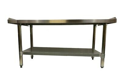 Commercial Stainless Steel Equipment Grill Stand 30 X 48 - Nsf